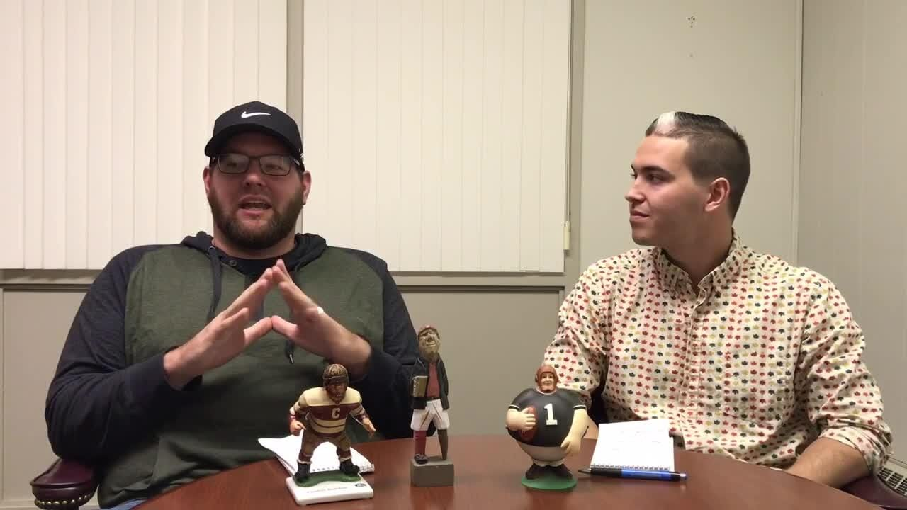 Zack Holden (T-F) & Jake Furr (MNJ) preview Mansfield Sr. at Madison, Wynford at Bucyrus, Canton South at Lexington and more!