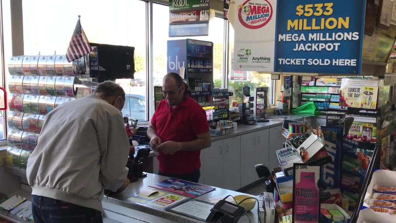 Next Mega Millions Drawing Nj