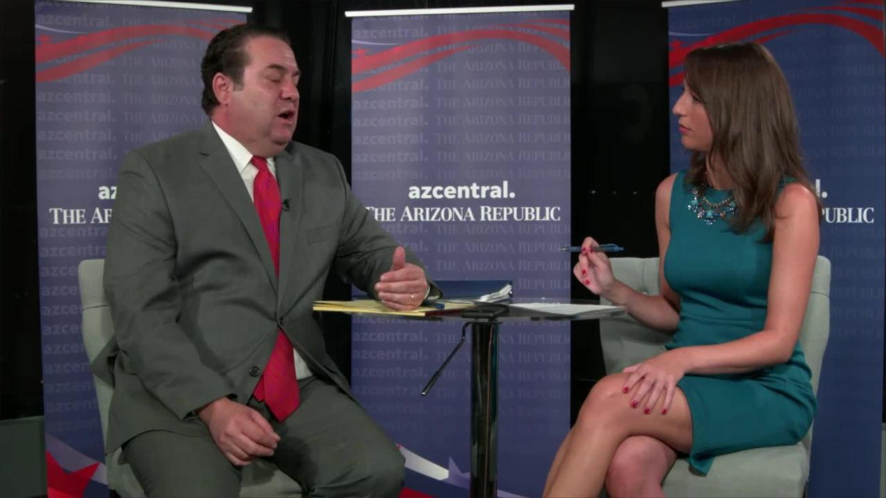 Attorney General Mark Brnovich discusses the Affordable Care Act