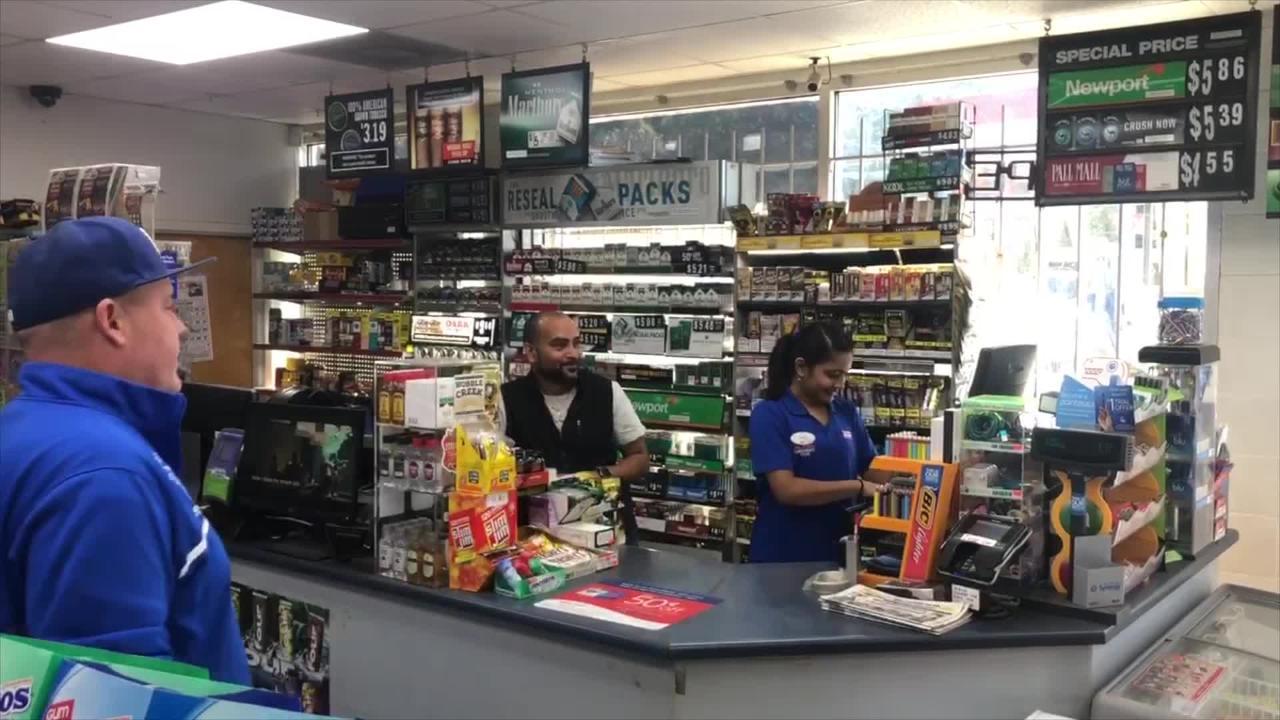 Simpsonville owner surprised after store sold winning Mega Millions ticket