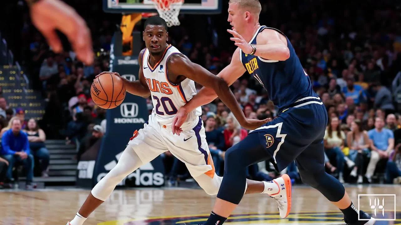 What to watch when the Phoenix Suns take on the Los Angeles