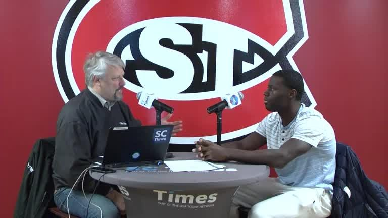 SCSU Sports Chat with Mick Hatten (10-24-18)