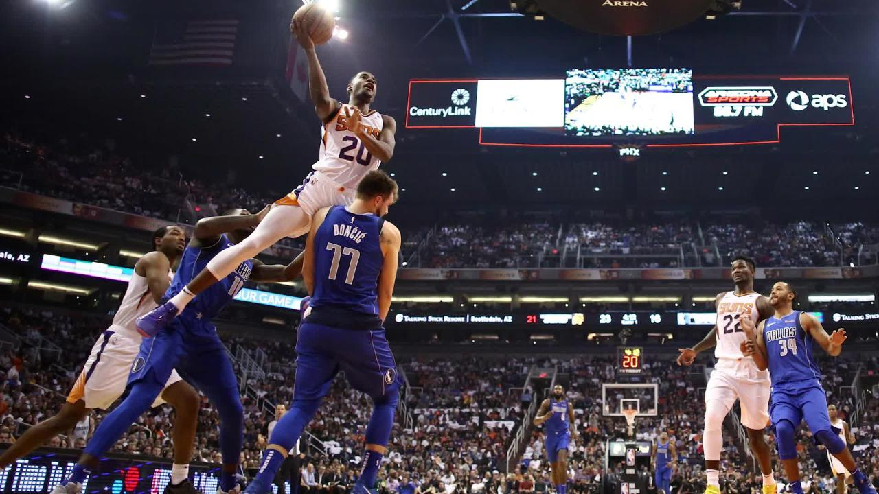 0ecfc318341 Suns  Josh Jackson   Phoenix is going to come out with the win  vs. LeBron  James and Lakers