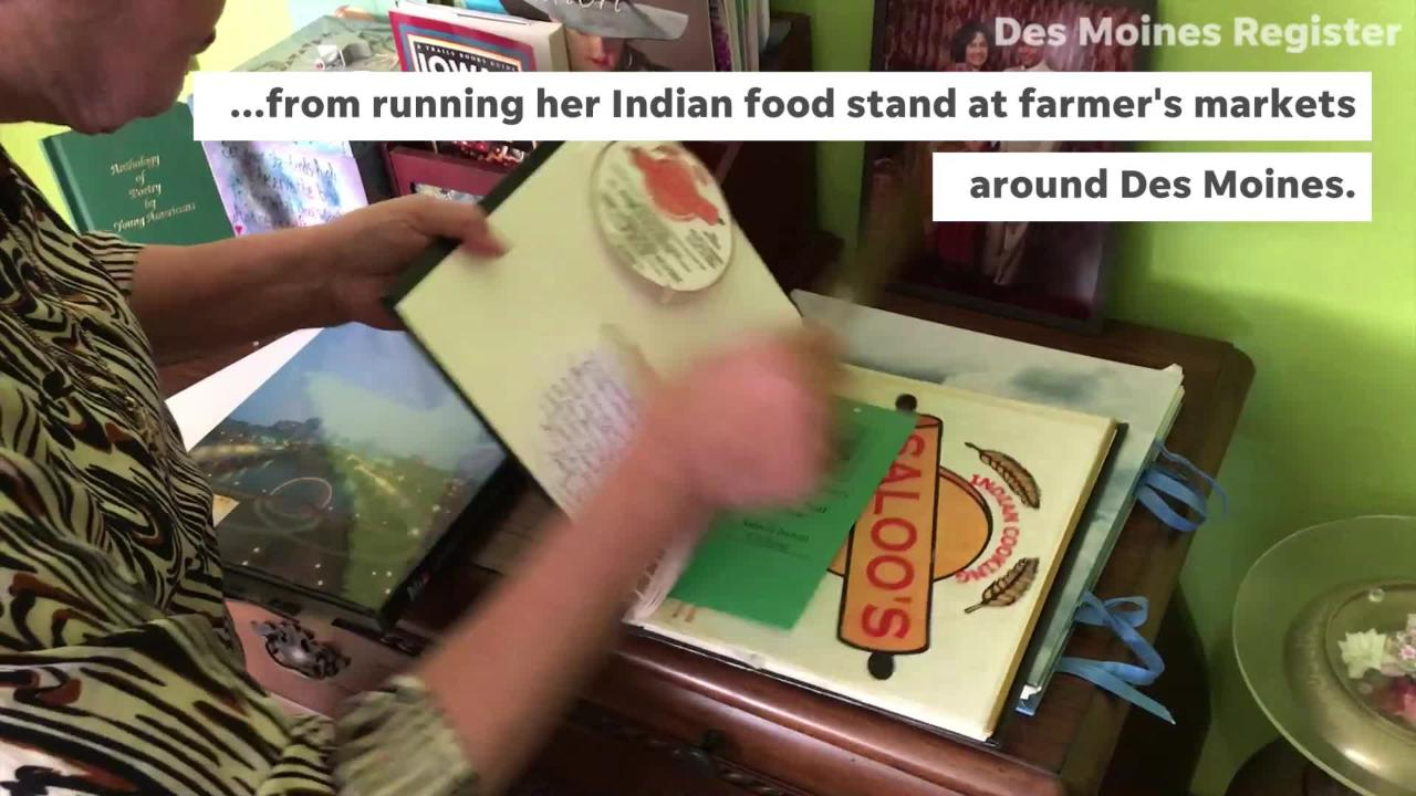 After 30 years of serving Indian food at the Downtown Farmer's Market in Des Moines, this popular vendor is retiring her spatula.