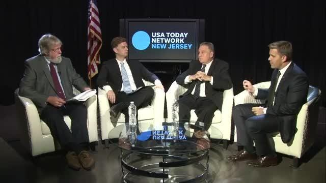 NJ4: Rep. Chris Smith and Josh Welle join APP's editorial staff on Facebook Live