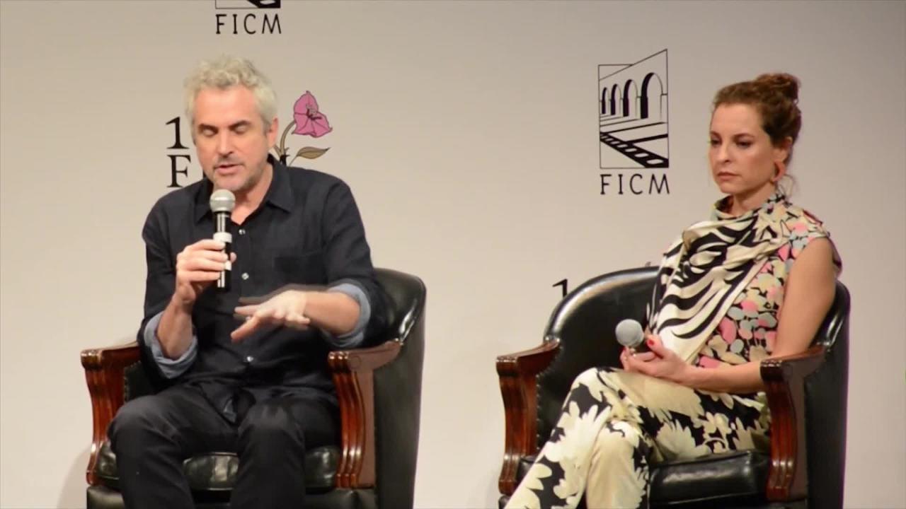 El director de cine Alfonso Cuarón equiparó la xenofobia a migrantes hondureños en México con la