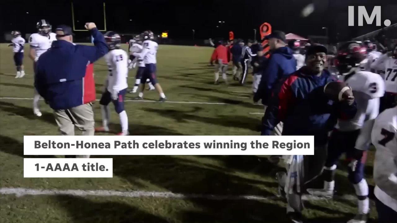 Highlights High School Football Week 10 In Anderson County