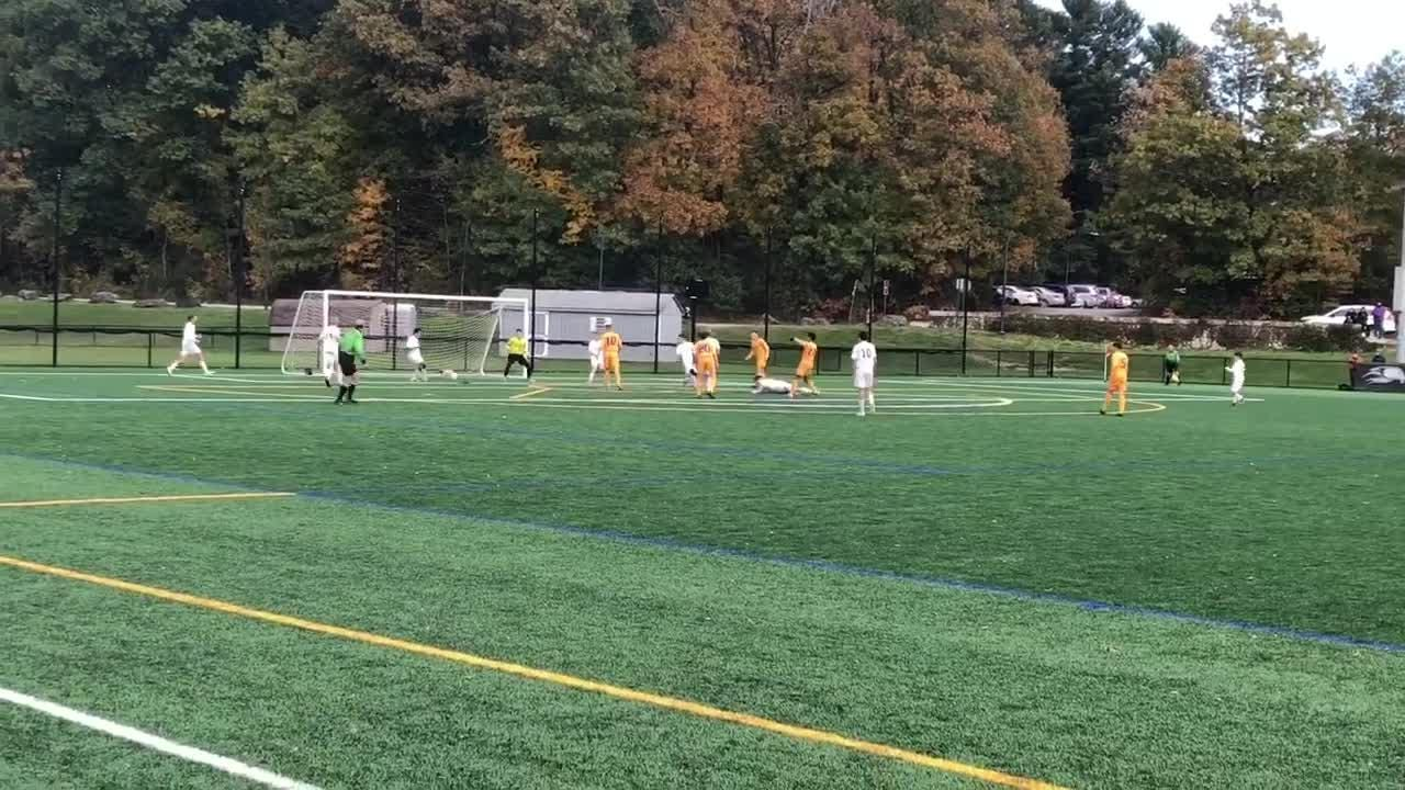 The Rhinebeck boys soccer team beat James I. O'Neill, advancing to the Section 9 Class B final with a chance to defend their championship.
