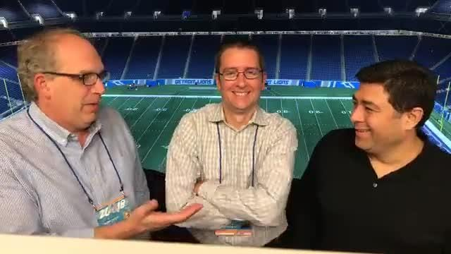 Free Press writers Shawn Windsor, Dave Birkett and Carlos Monarrez break down what went wrong in the Lions' 28-14 loss to the Seahawks, Oct. 28, 2018.