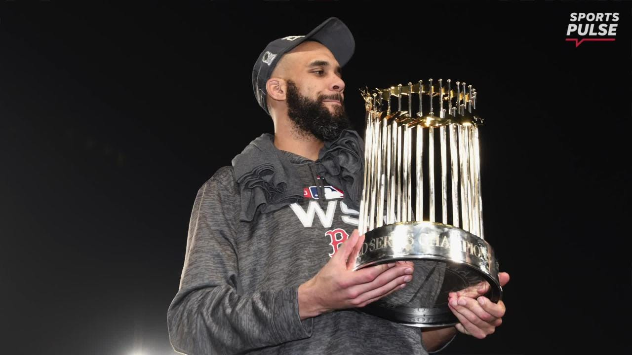 SportsPulse: Both the Red Sox and the Dodgers take the mic after Boston clinched  its fourth World series in the past 15 years.