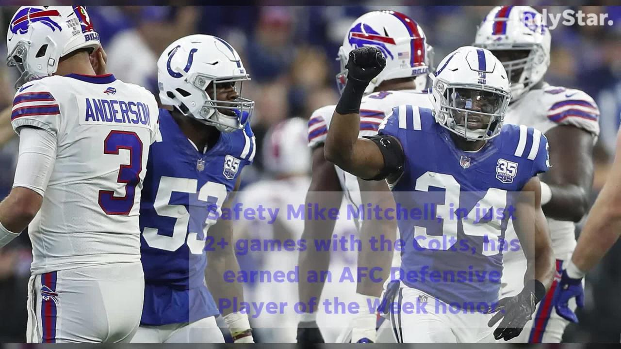 b52f3957e Coach Robert Mathis whipping Indianapolis Colts pass rush in to shape