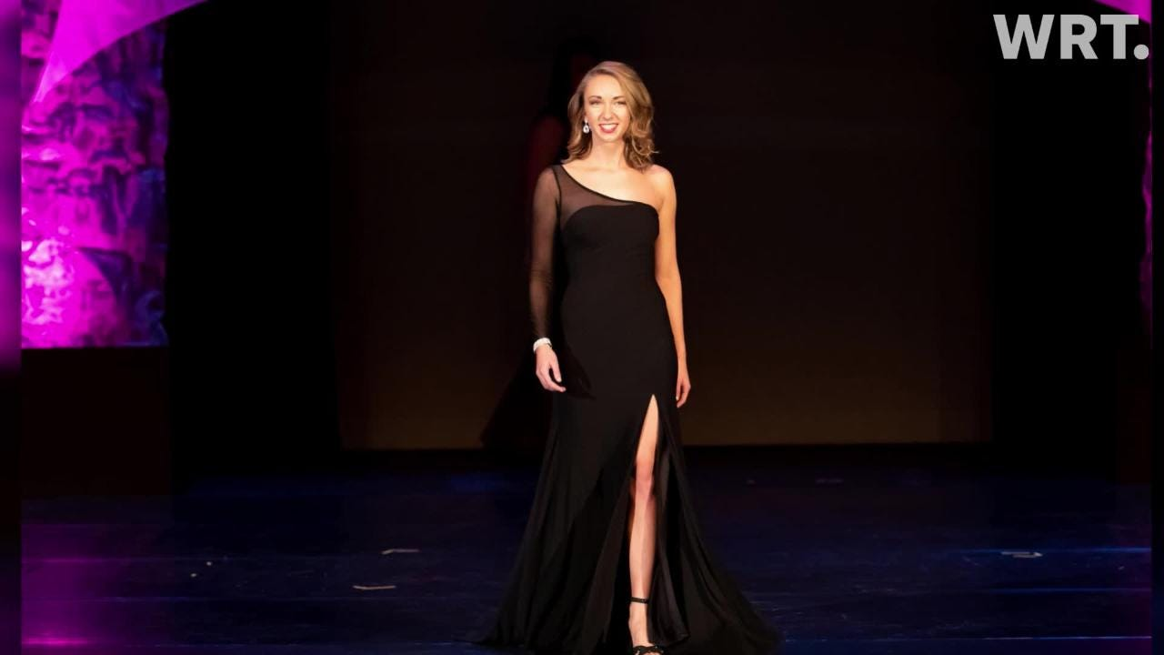 Danielle Moon was crowned Miss Wisconsin Rapids Area 2019 at the Miss Wisconsin Rapids Area Scholarship Competition Oct. 27, 2018.