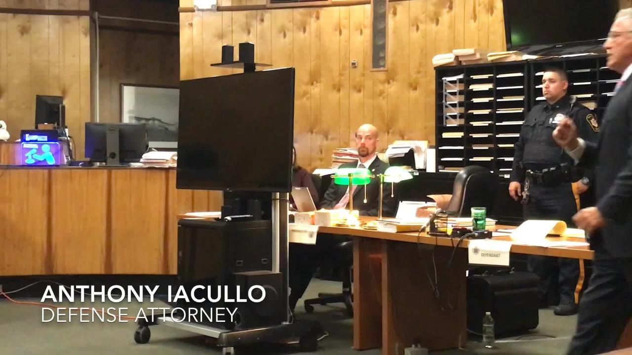 State says Paterson cop Jose Urena left struck and killed JaQuill Fields then left the scene; Urena says he didn't know he hit anyone with his car.