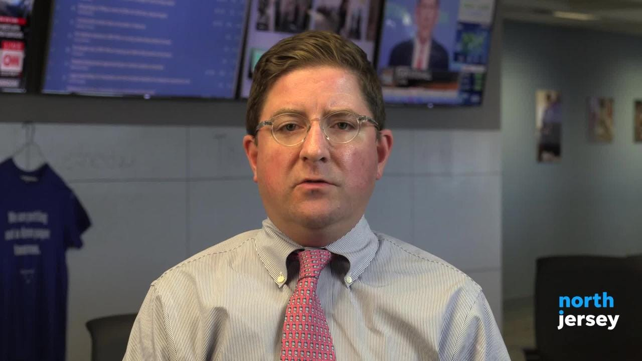 Ed Forbes with an update on the Bergen County Sheriff's race.