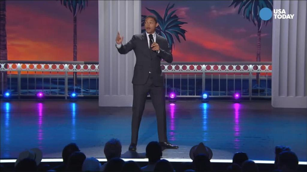 Trevor Noah has a new solution for the border, and it doesn't involve sending troops
