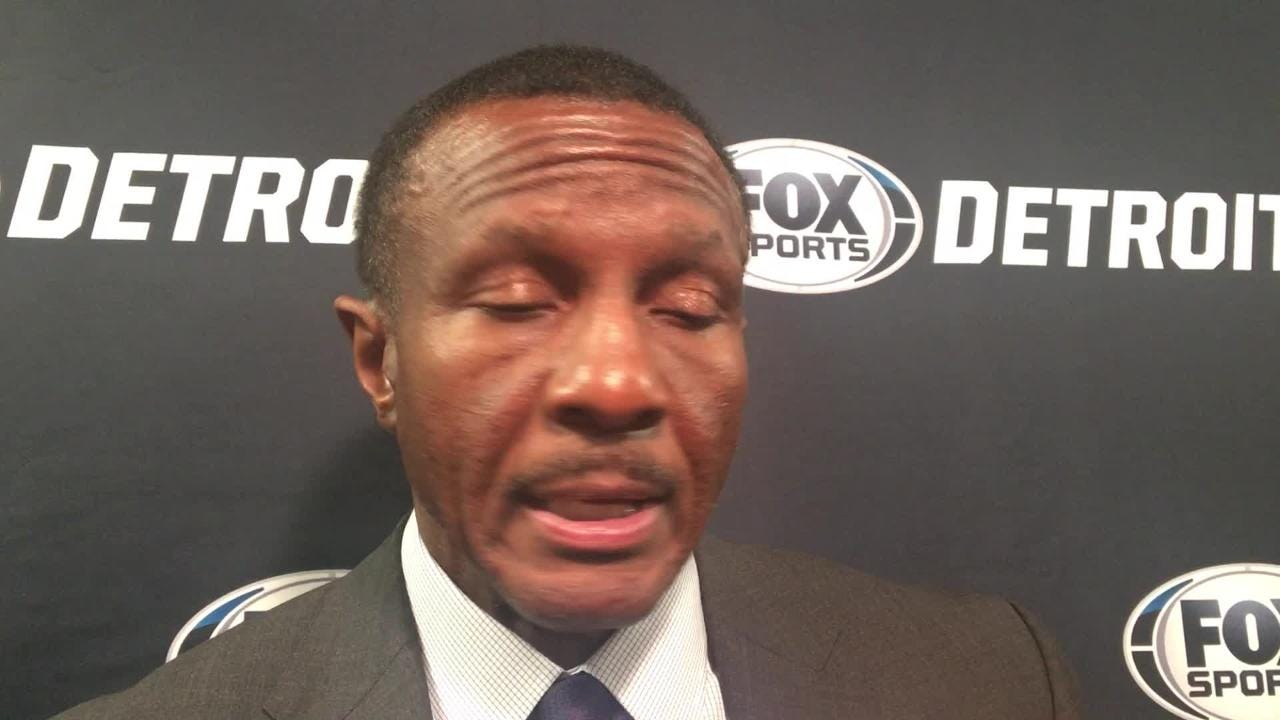 be44637b0e1 Dwane Casey  Detroit Pistons paid for mistakes in Brooklyn Nets loss