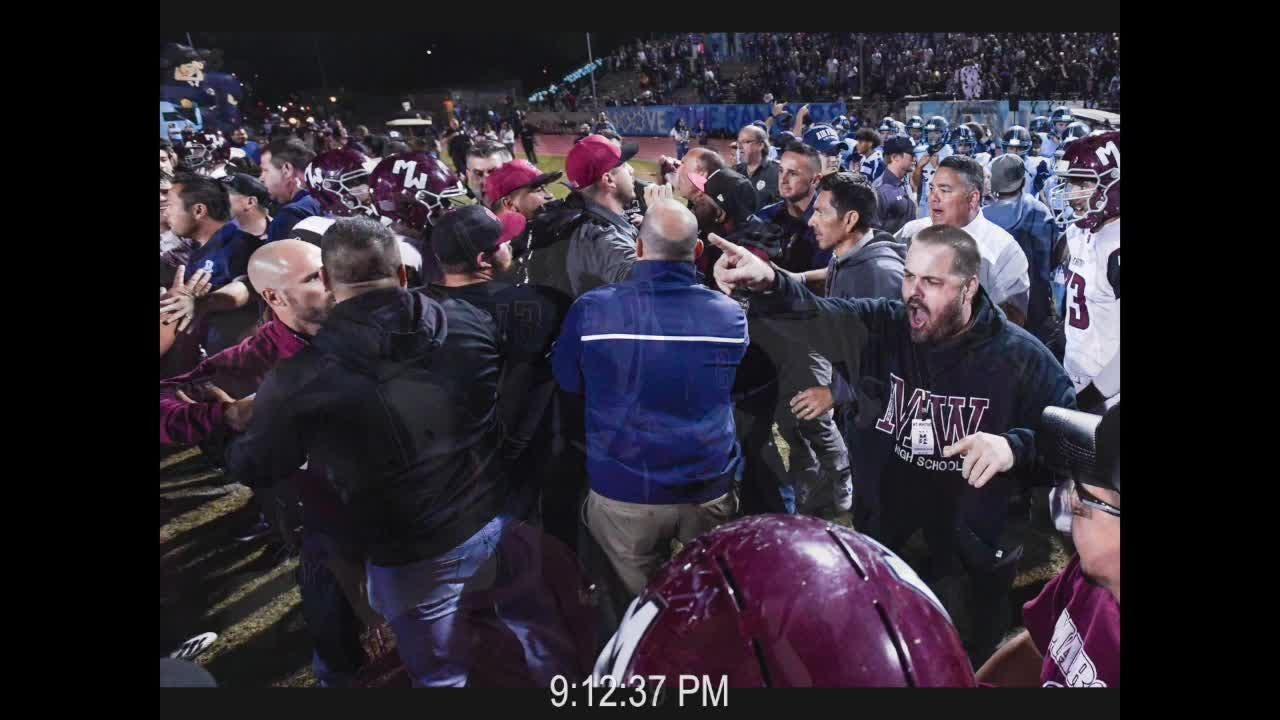 Parents are concerned about the behavior of administrators after the 2018 Cowhide. But, Visalia Unified School District officials say its a simple mistake of miscommunication following students and staff rushing on the field.