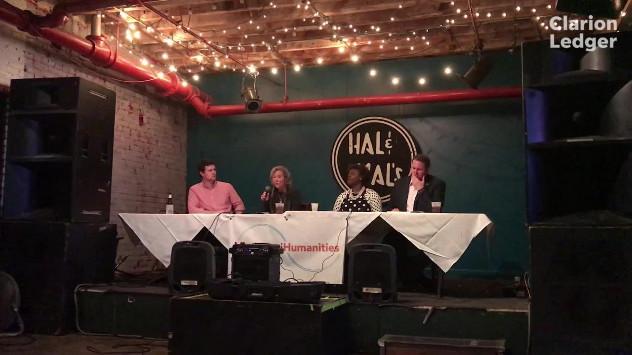 Mississippi Humanities Council's recent 'Ideas on Tap' focused on voters and the voting process, who does (or does not) vote and touched on increasing future voter engagement.