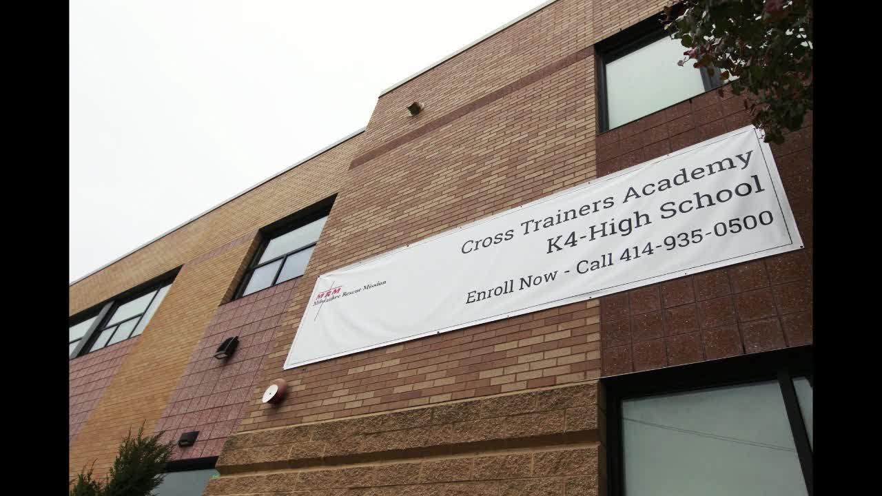 The winner of a Milwaukee area commercial real estate group's top development award for 2018 is Cross Trainers Academy, a central city voucher school.