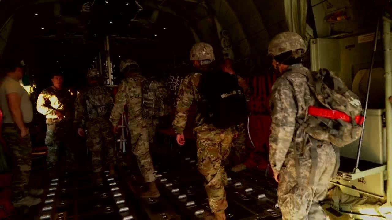 Trump aseguró que podría enviar hasta 15.000 militares a la frontera con México ante la llegada de una caravana con miles de inmigrantes