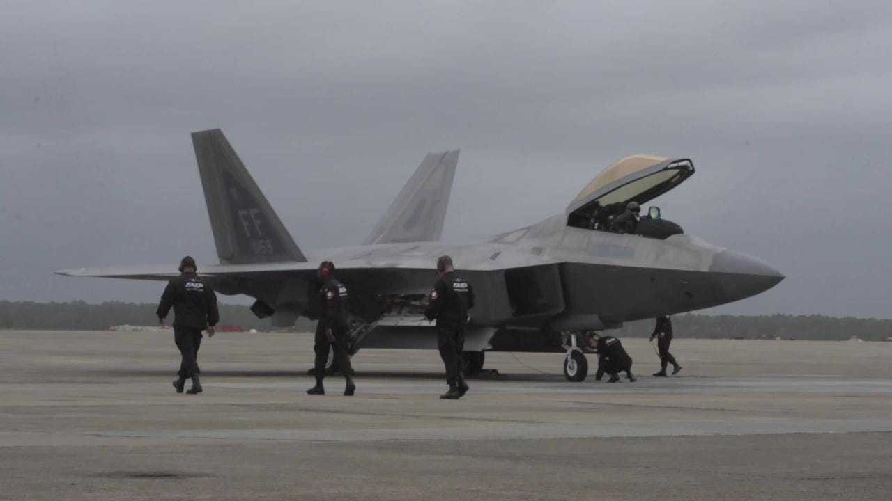 f 22 raptor pilot talks about flying most advanced stealth fighter