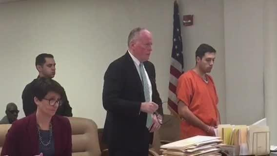 Detention hearing for Brantley Cesanek, Cherokee High School teacher accused of having sex with a student