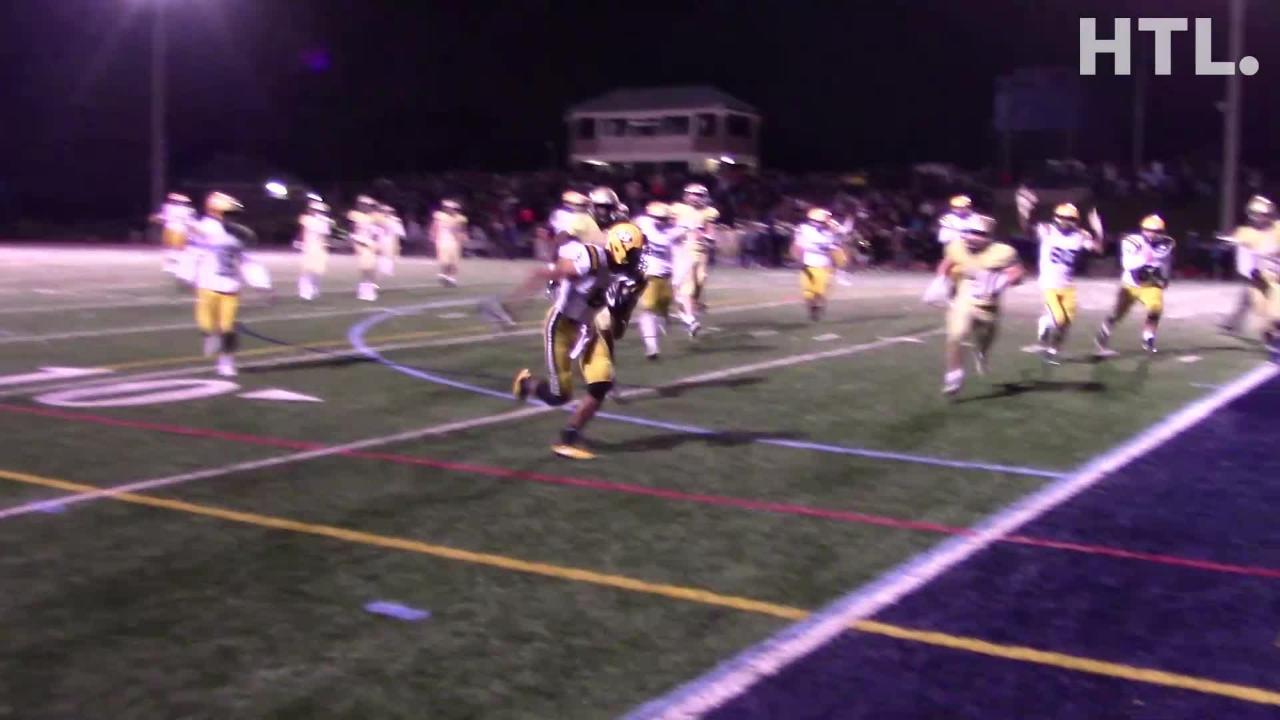 Farmington Harrison's thrilling OT touchdown