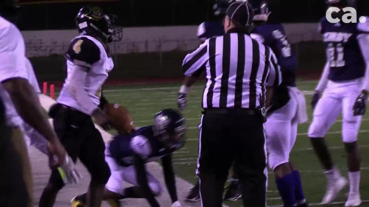 Memphis High School Football Rankings Entering Round 2 Of Tssaa Playoffs