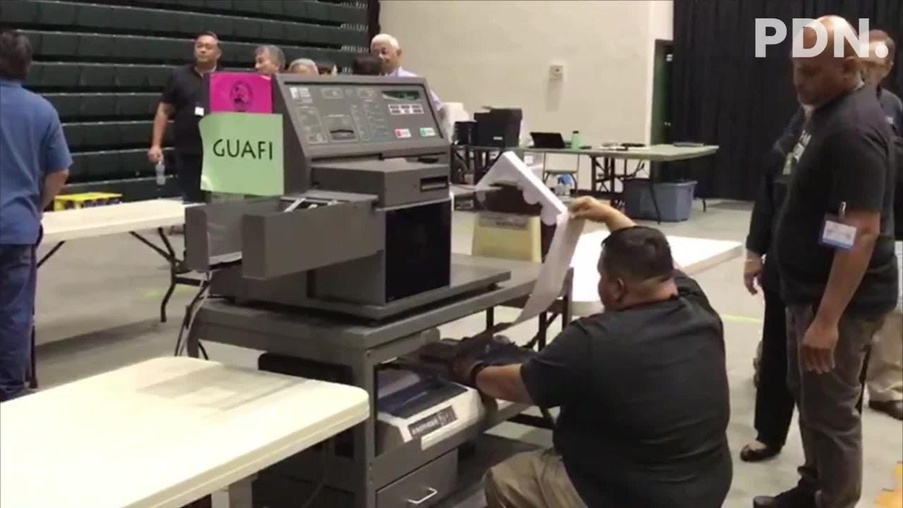 GEC tests tabulation machines