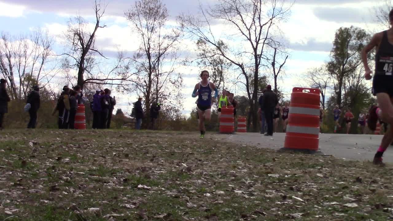 Plymouth boys first in D-1 cross country finals