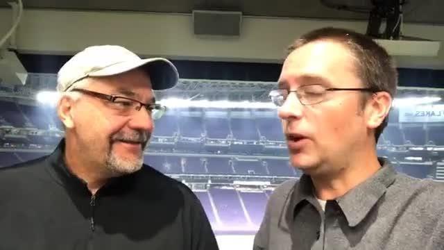 Free Press writers Jeff Seidel, Dave Birkett break down Lions meltdown against Vikings in Minneapolis, and wonder why team has regressed Nov. 4, 2018.