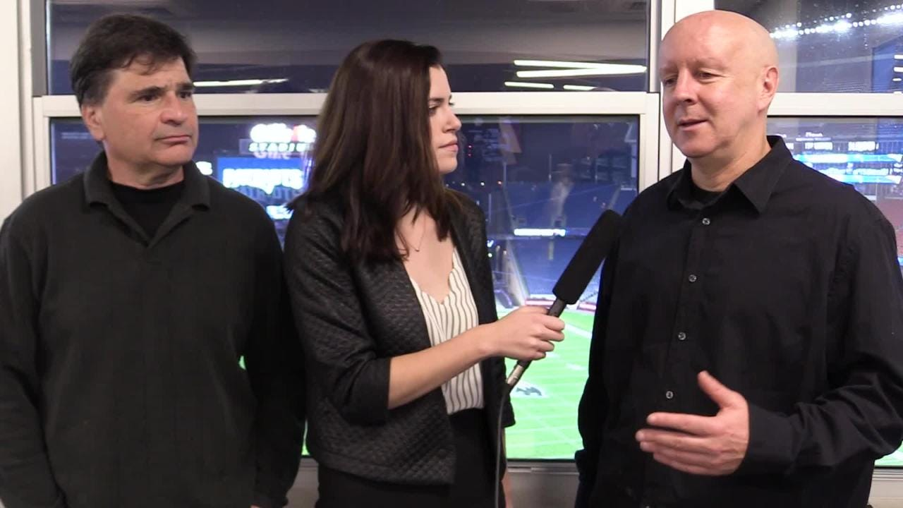 PackersNews.com reporters Tom Silverstein, Olivia Reiner and Pete Dougherty analyze the Packers' game against the New England Patriots.