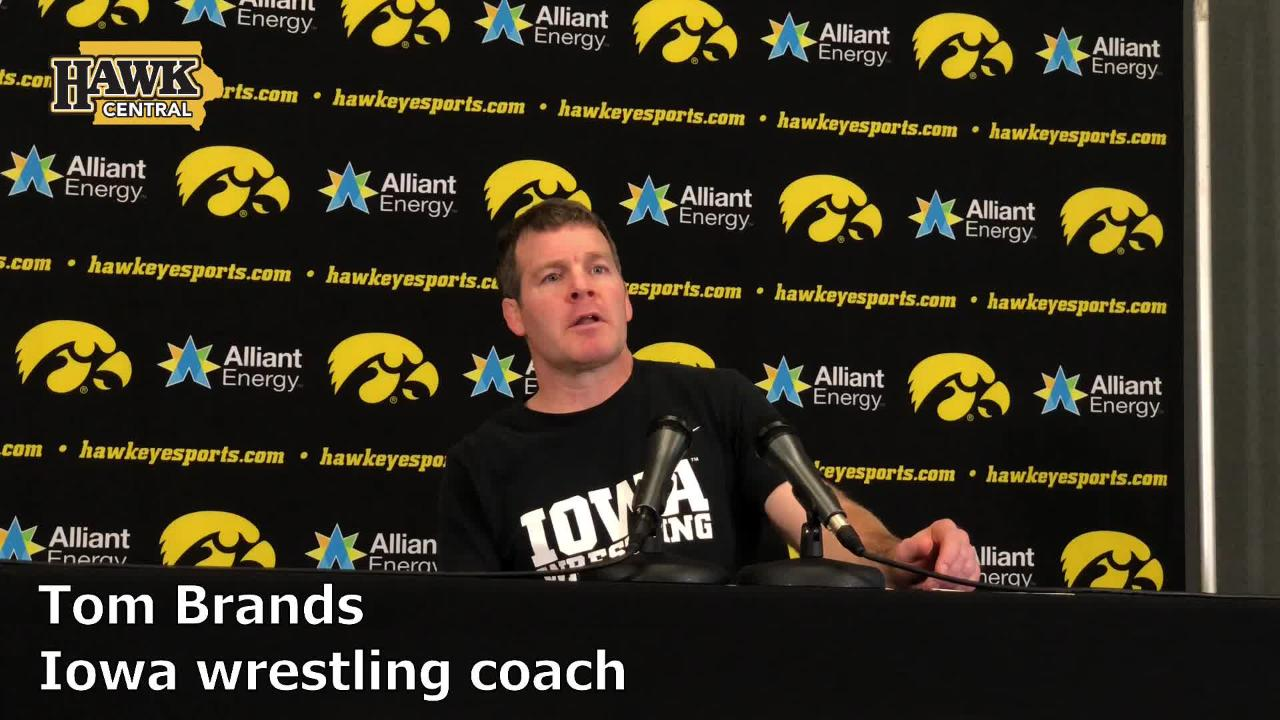 9792222218 Wrestling Mailbag: Iowa's lineup, predictions, wrestle-off surprises