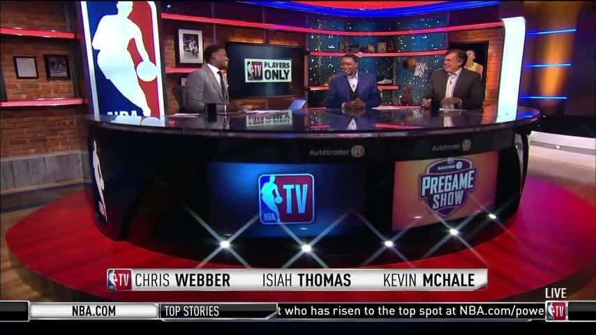 Chris Webber shares his thoughts a couple of days after his first known visit back to University of Michigan since his disassociation ban was lifted.