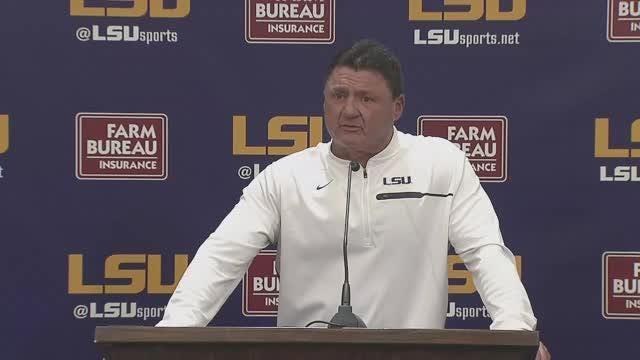 After being shut out against Alabama, the Tigers have to turn their attention towards Saturday's game at Arkansas.
