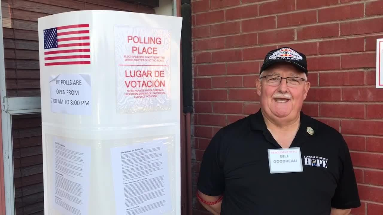 Visalia voters are hitting the polls. Here's what they have to say.