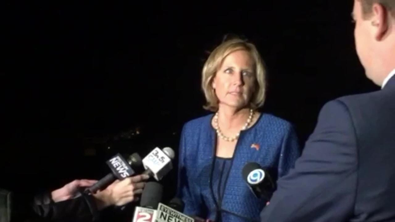 Rep. Claudia Tenney talks about the close race with Anthony Brindisi, the amount of money her opponent has spent and support from the Trump family.