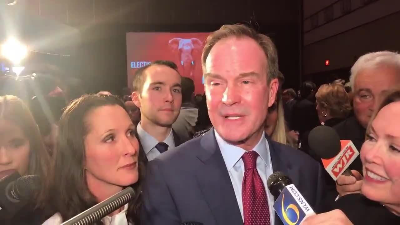 After losing governor's race to Democrat Gretchen Whitmer, Bill Schuette says future of Republican party will have to be rebuilt.