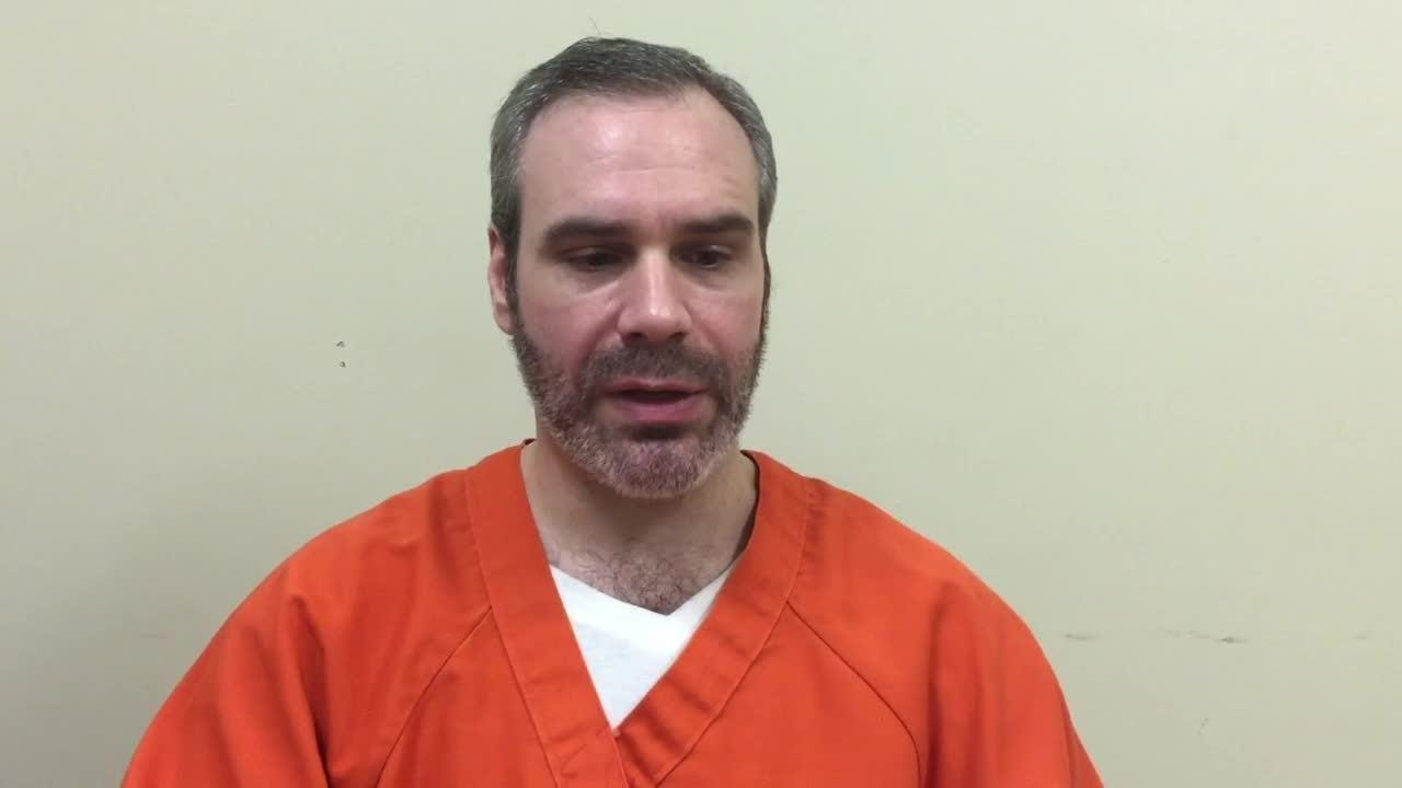 Jeffrey Havard was on Mississippi's death row for nearly 16 years. So why would he appeal, when it could send him back to death row?