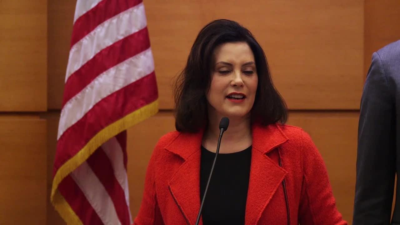 Gov.-elect Whitmer talks possible clemency for marijuana convictions