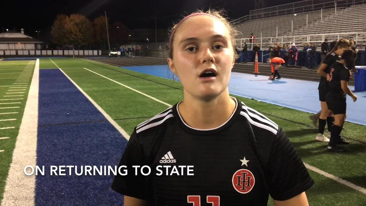 24c8fcc2e828 Indian Hill girls soccer will defend their Division II state title