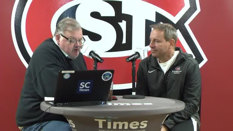 The St. Cloud State women's and men's basketball teams will be highlighted in this week's SCSU Sports Chat.