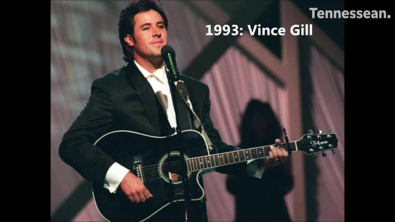 CMA Entertainer of the Year winners: From 1967 to now