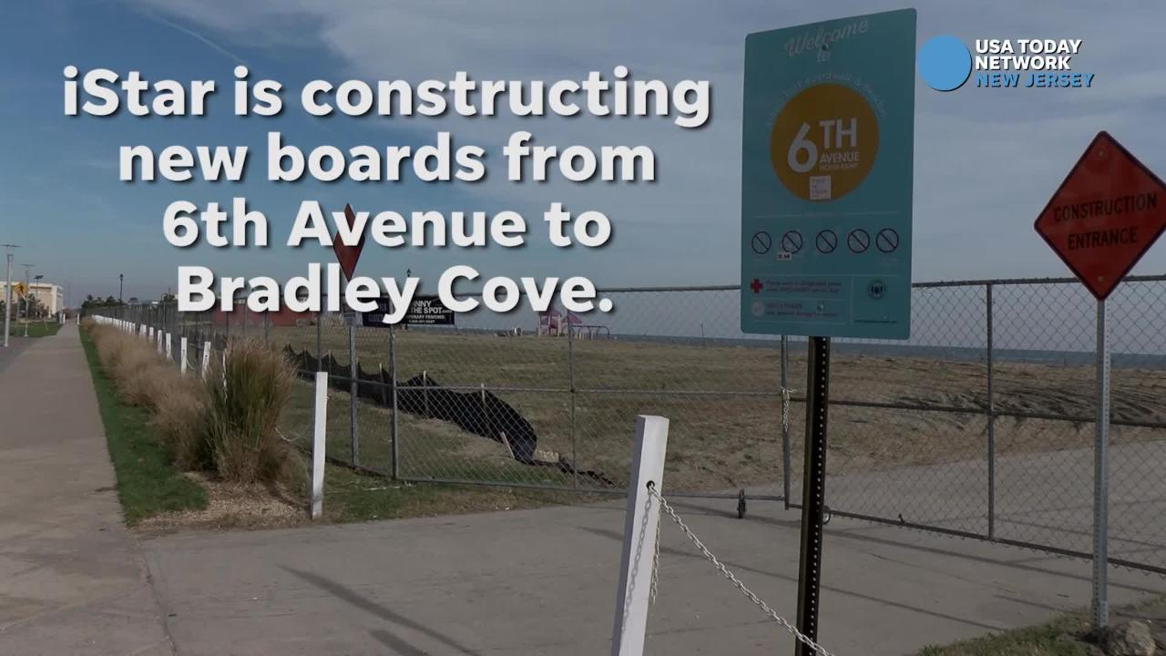 Asbury Park residents oppose a boardwalk project on the North End.