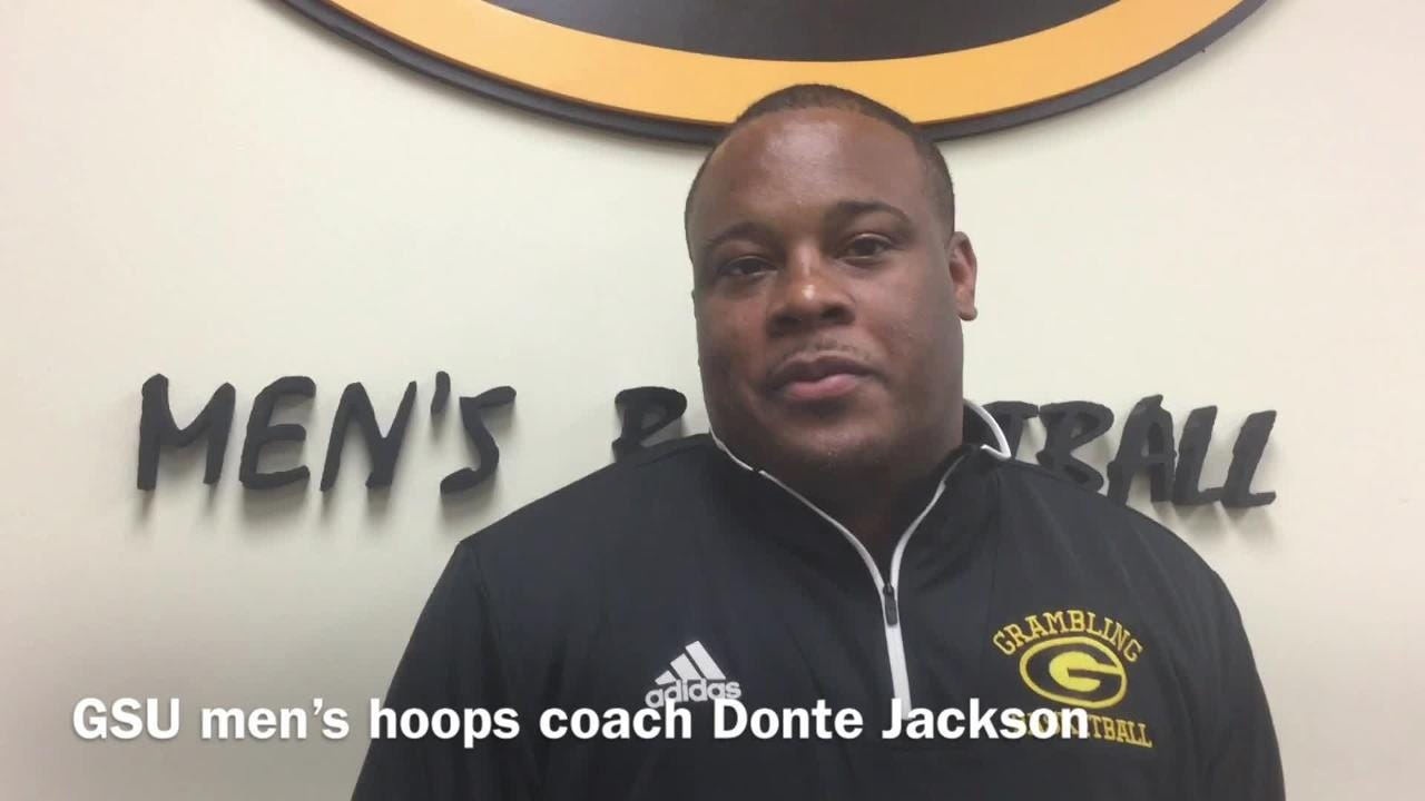 Donte Jackson talks Grambling selected to win SWAC title