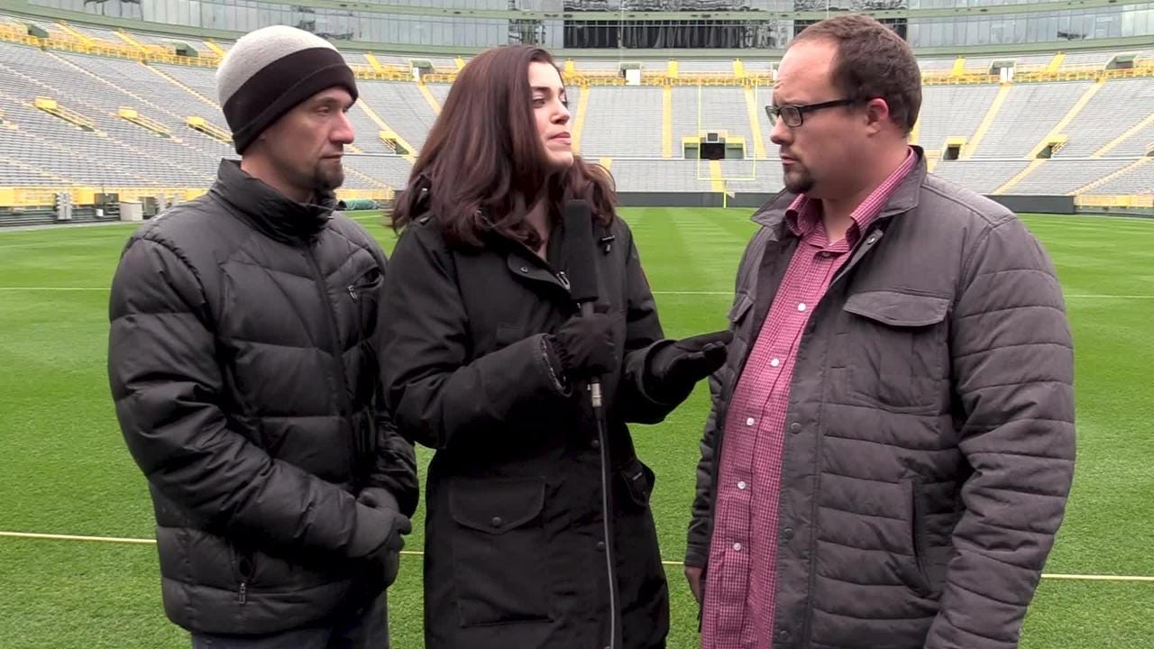 Jim Owczarski, Olivia Reiner and Ryan Wood discuss the news of the day, including Byron Bell's starting role and the Dolphins' strengths.