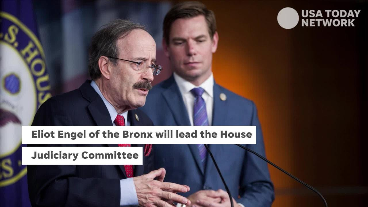 Video: New Yorkers in Democratic Congress Will Fight Trump