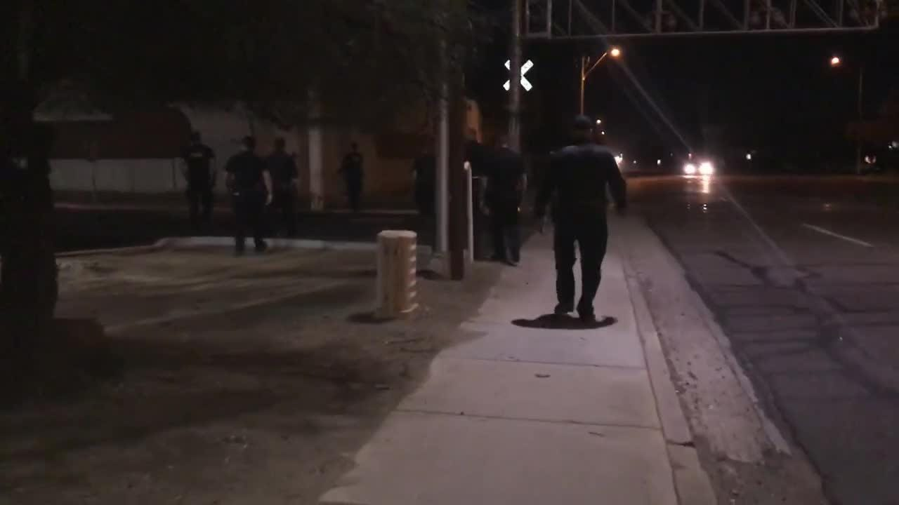 A man was carjacked in Phoenix. Police search for the suspect.