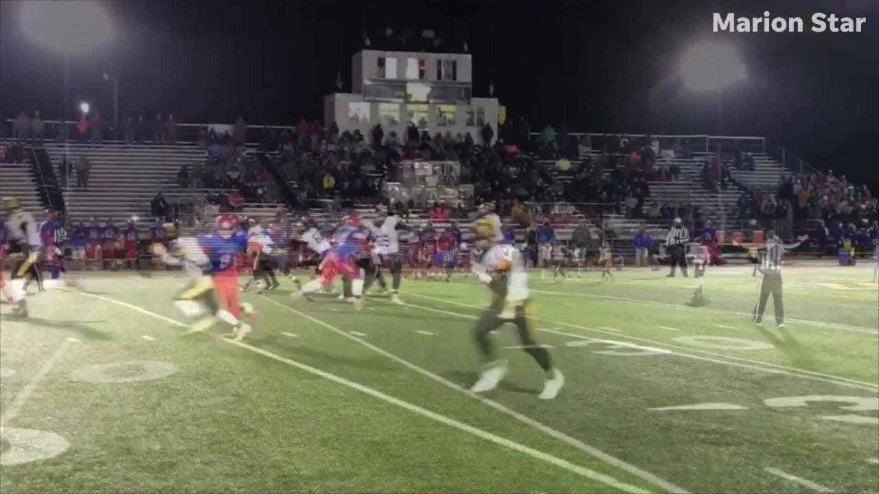 Northmor scored on the game's first possession, but Fort Frye ended with a 41-23 victory during Friday's Division VI, Region 23 semifinal.