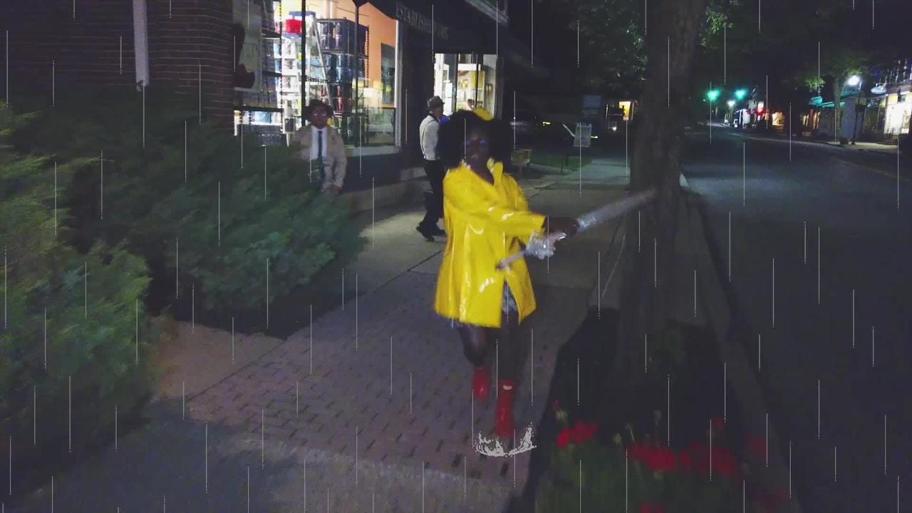 """""""Rainboots"""" by The Big Takeover."""